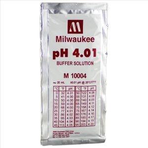 Milwaukee/Neptune 4.01 pH Buffer calibration fluid