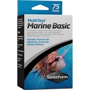 Seachem Marine Basic Test 75 Tests