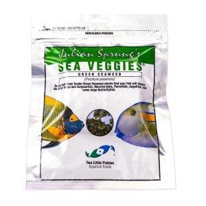 TLF Seaveggies Green Seaweed 30g