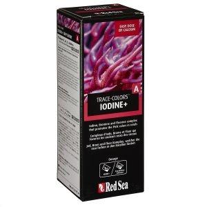 Red Sea Trace Colours A Iodine+