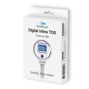 D-D AutoAqua Titanium S3 TDS Meter