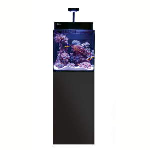 Red Sea Max Nano Ultimate Reef with ReefLed 50 Lighting (incl cabinet) Black