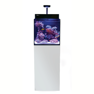 Red Sea Max Nano Ultimate Reef with ReefLed 50 Lighting (incl cabinet) White