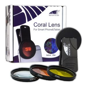 Mantis Smartphone Coral Lens