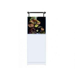 Aqua One MiniReef 90 Aquarium and Cabinet (White)