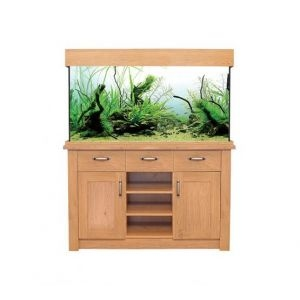 Aqua One OakStyle 230 Aquarium and Cabinet