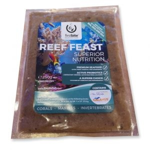 First Bite Reef Feast 250g