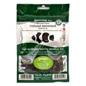 TMC Gamma Dry Green 12g Seaweed Strips