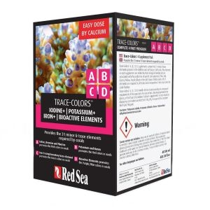 Red Sea Trace Colours 4 Pack (100ml A,B,C,D)