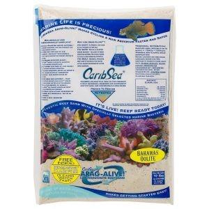 CaribSea Arag-alive Special Grade Live Sand (20lb)