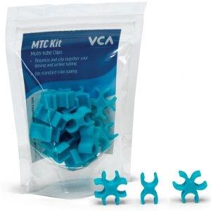 VCA Multi Tube Clip Kits (MTC)-Blue