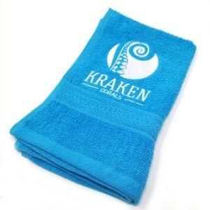 Kraken Corals Water Change Towel - Blue