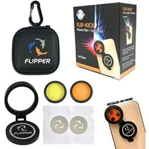 Flipper DeepSee Flip-Kick Phone Filter
