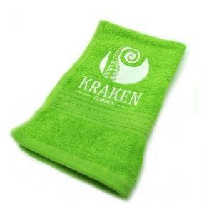 Kraken Corals Water Change Towel - Green