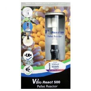 TMC V2BioReact 500 Pellet Reactor