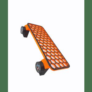Aqua Print Honeycomb Magnetic Rack 21cm