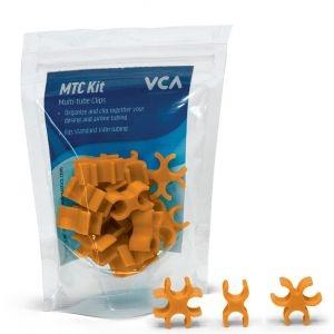 VCA Multi Tube Clip Kits (MTC)-Orange