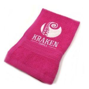 Kraken Corals Water Change Towel - Pink