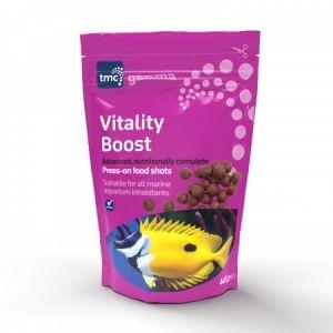 TMC Vitality Boost Gamma Nutra Shots  60g
