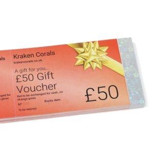 Kraken Gift Voucher £50
