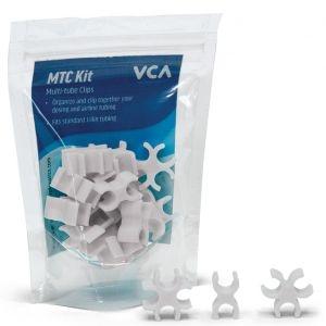 VCA Multi Tube Clip Kits (MTC)-White